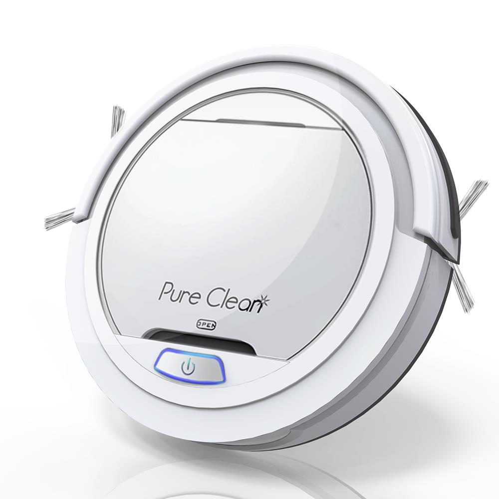Pure Clean Azpucrc25 Home And Office Robot Vacuum
