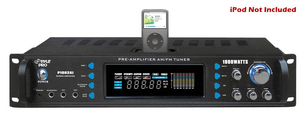 Amplifier 1000 watt