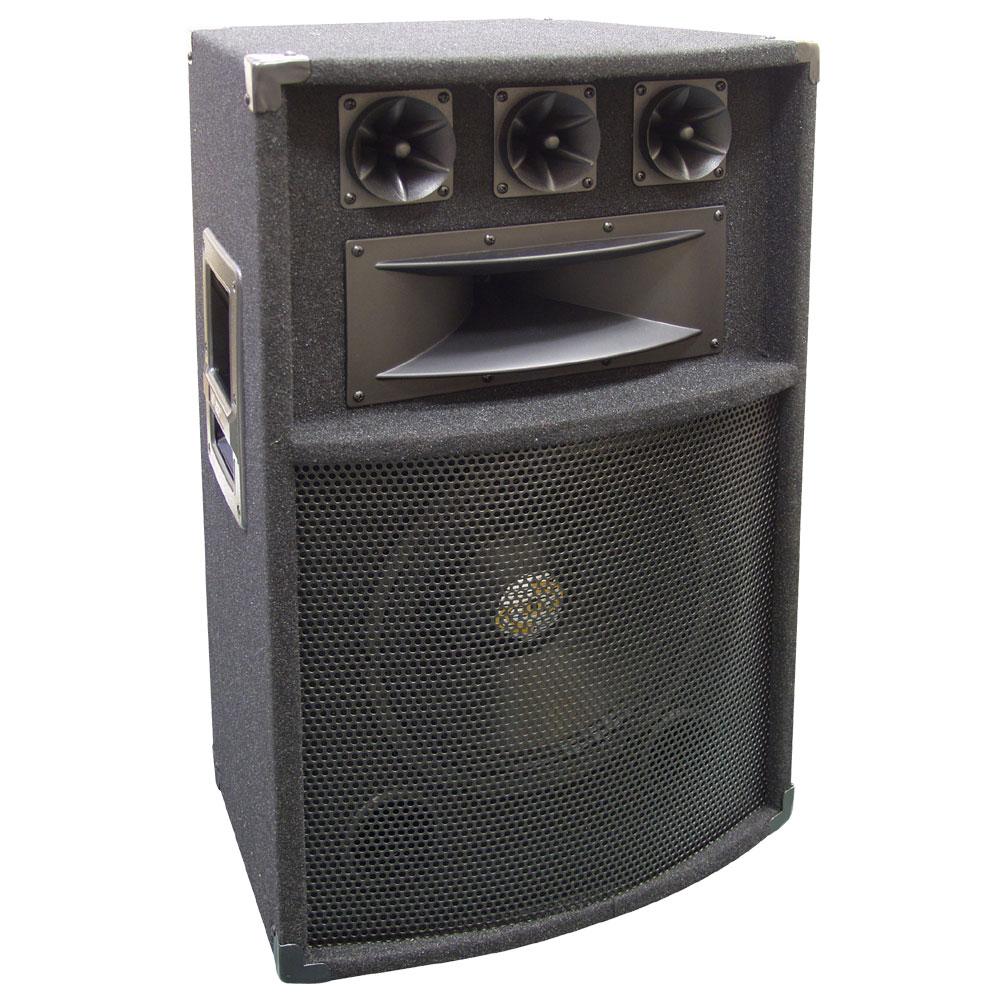 Pylepro Padh1289 Sound And Recording Studio Speakers