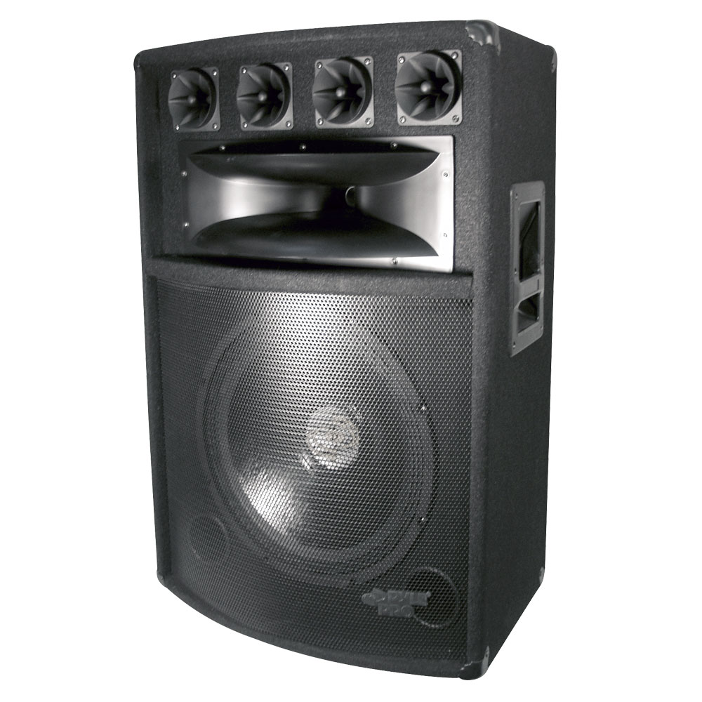 Pylepro Padh1589 Sound And Recording Studio Speakers