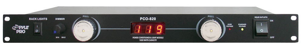 Pylepro Pco820 Tools And Meters Power Supply Power