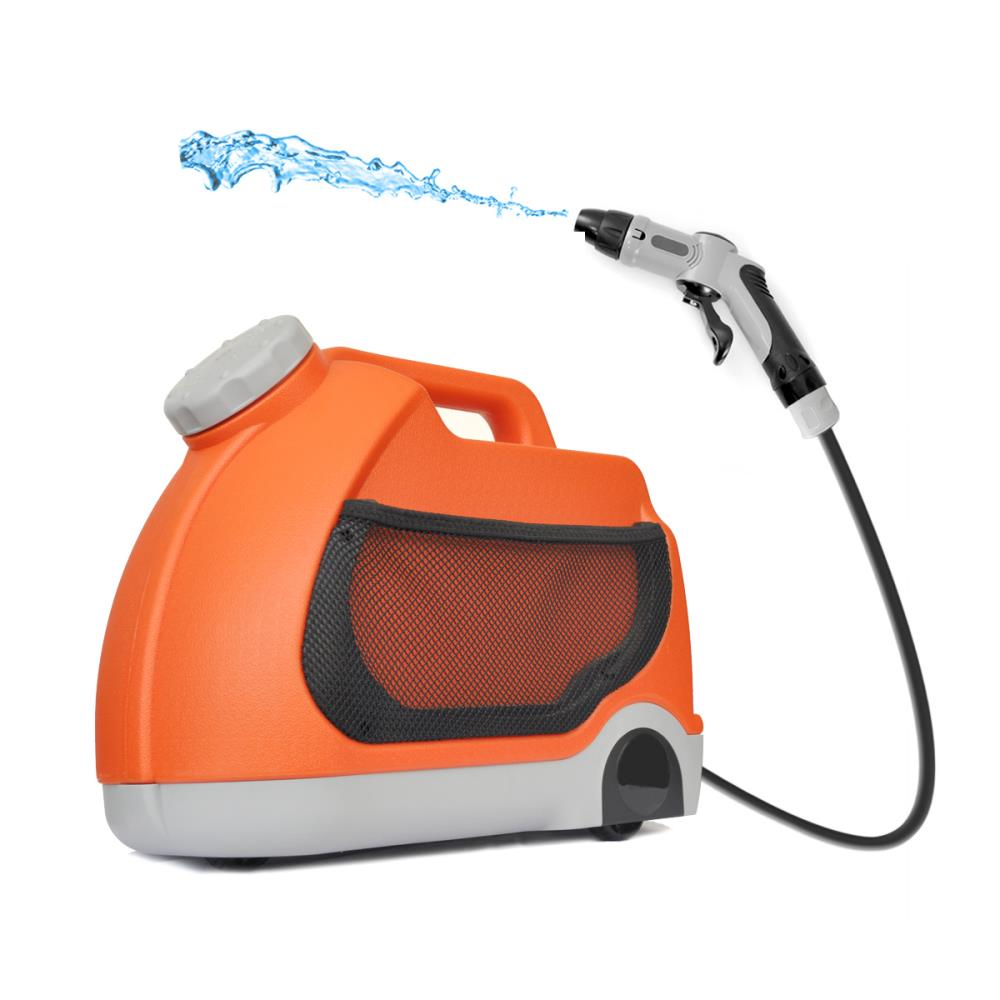 portable pressure spray washer cleaner system 12v car plug. Black Bedroom Furniture Sets. Home Design Ideas