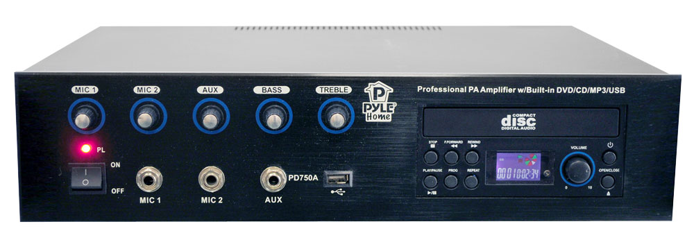 Pd A on 12v dc power supply