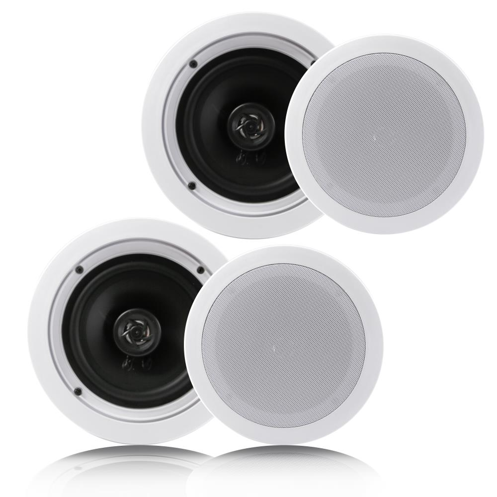 Pyle UPDIC1661RD Home and Office Home Speakers Sound and