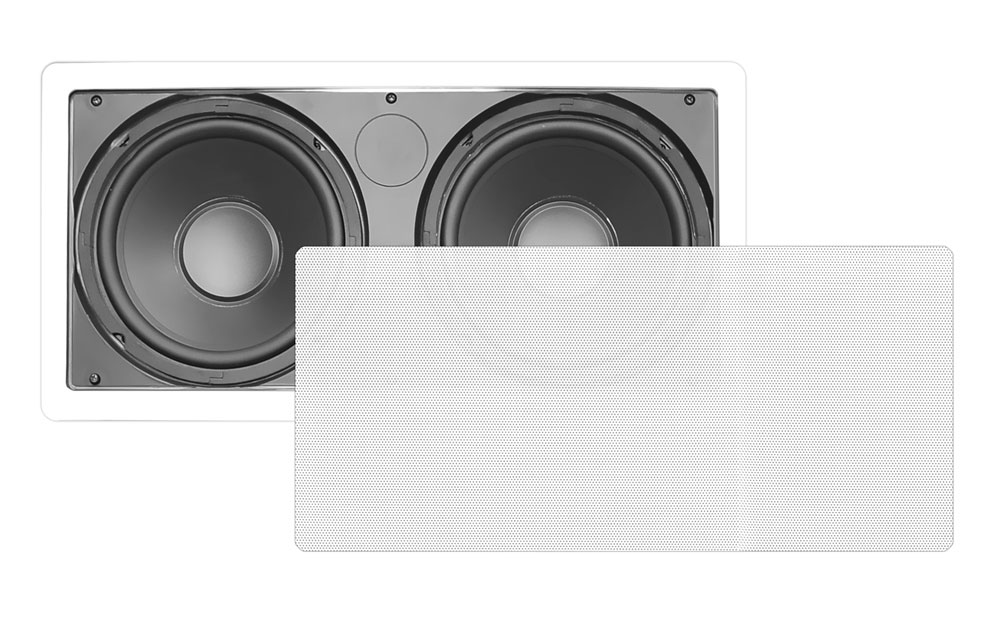 Pylehome Pdiws28 Home And Office Subwoofers