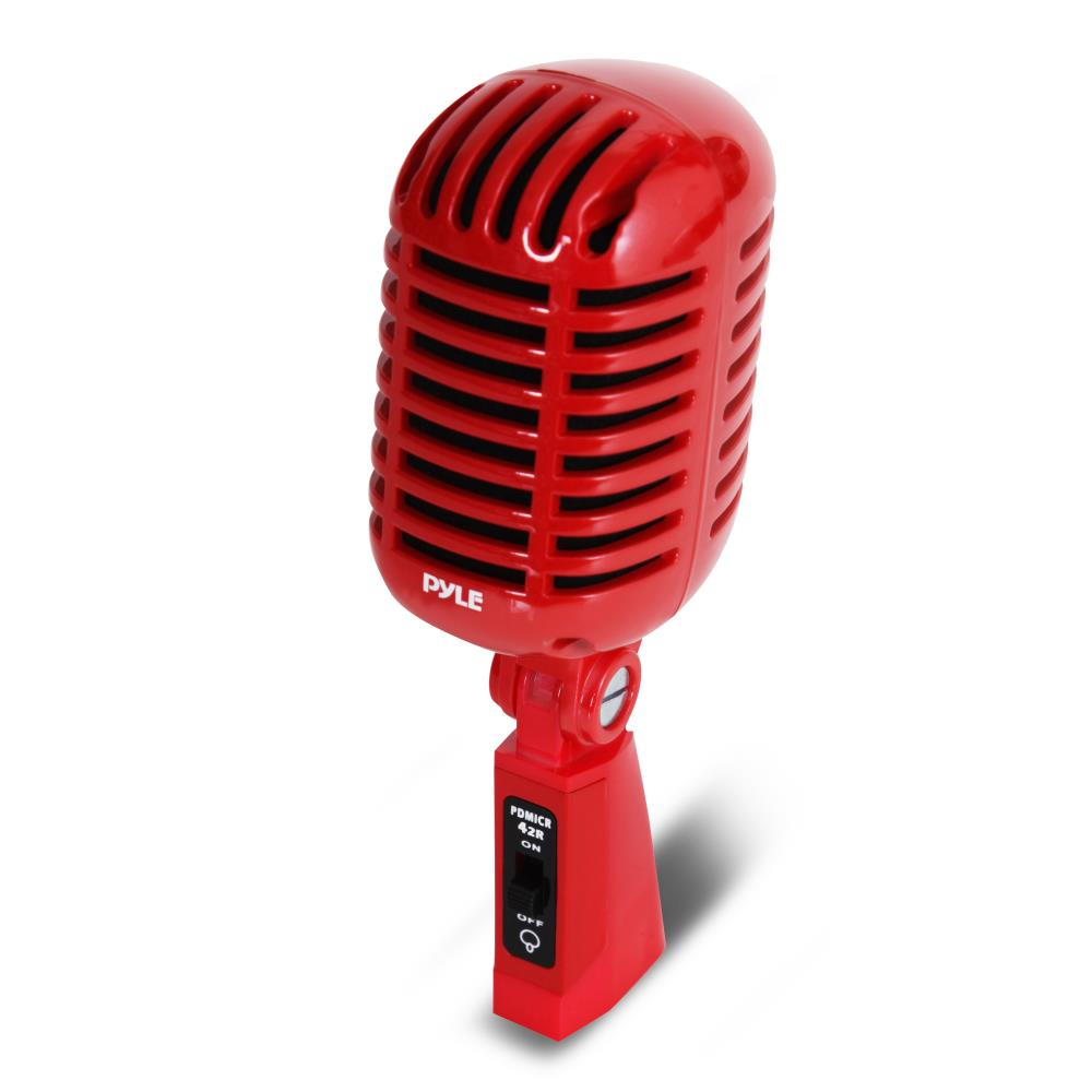Pylepro pdmicr42r home and office microphones for Classic house vocals