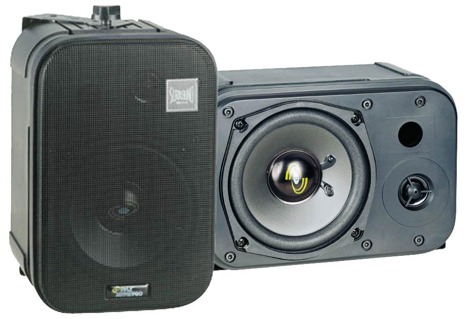 Pylehome Pdmn48 Marine And Waterproof Home Speakers
