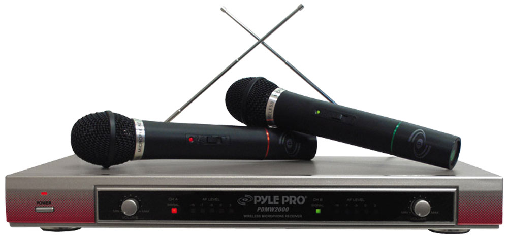 pylepro updwm2000 home and office microphone systems musical instruments microphone. Black Bedroom Furniture Sets. Home Design Ideas
