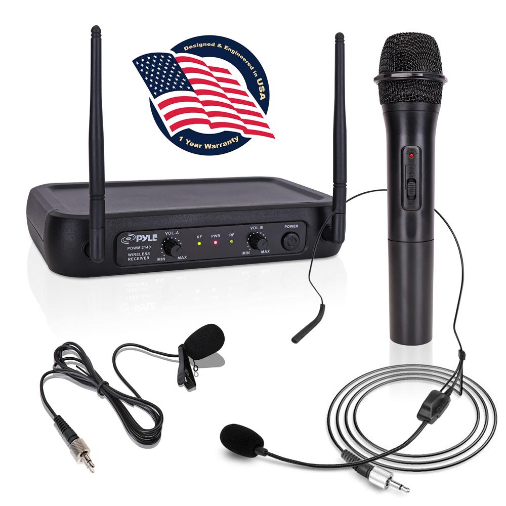 pylepro pdwm2140 home and office microphone systems musical instruments microphone. Black Bedroom Furniture Sets. Home Design Ideas