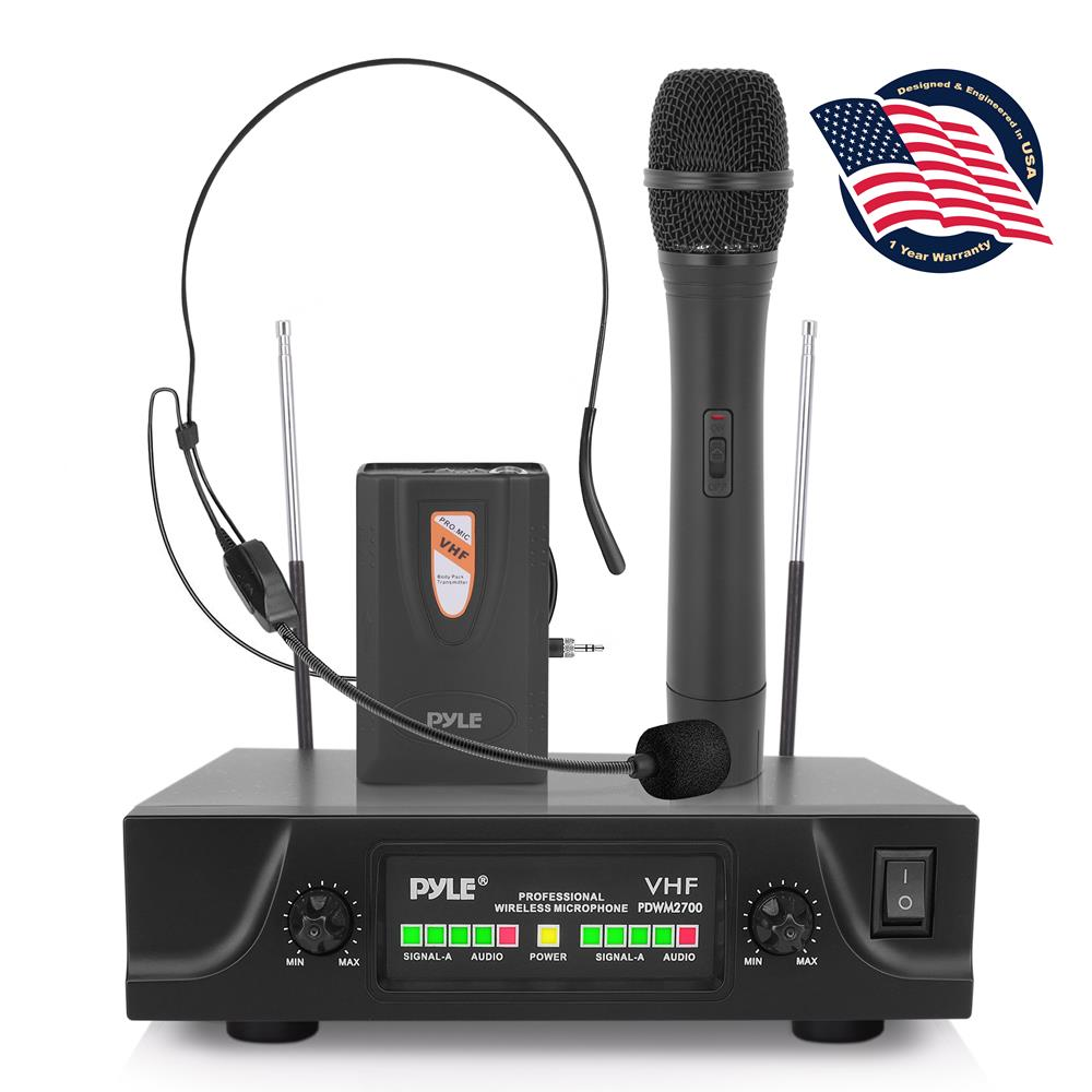 pylepro pdwm2700 home and office microphone systems musical instruments microphone. Black Bedroom Furniture Sets. Home Design Ideas