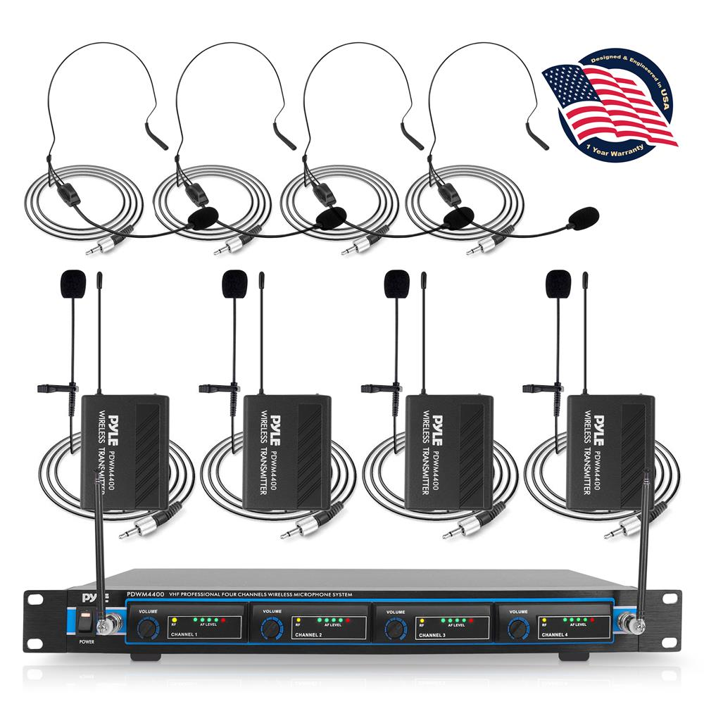 pylepro pdwm4400 home and office microphone systems musical instruments microphone. Black Bedroom Furniture Sets. Home Design Ideas