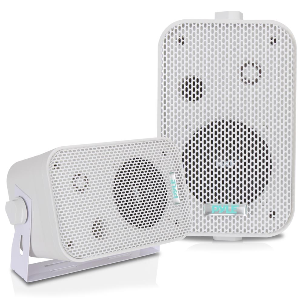 PyleHome - PDWR30W - Marine and Waterproof - Home Speakers - Home ...