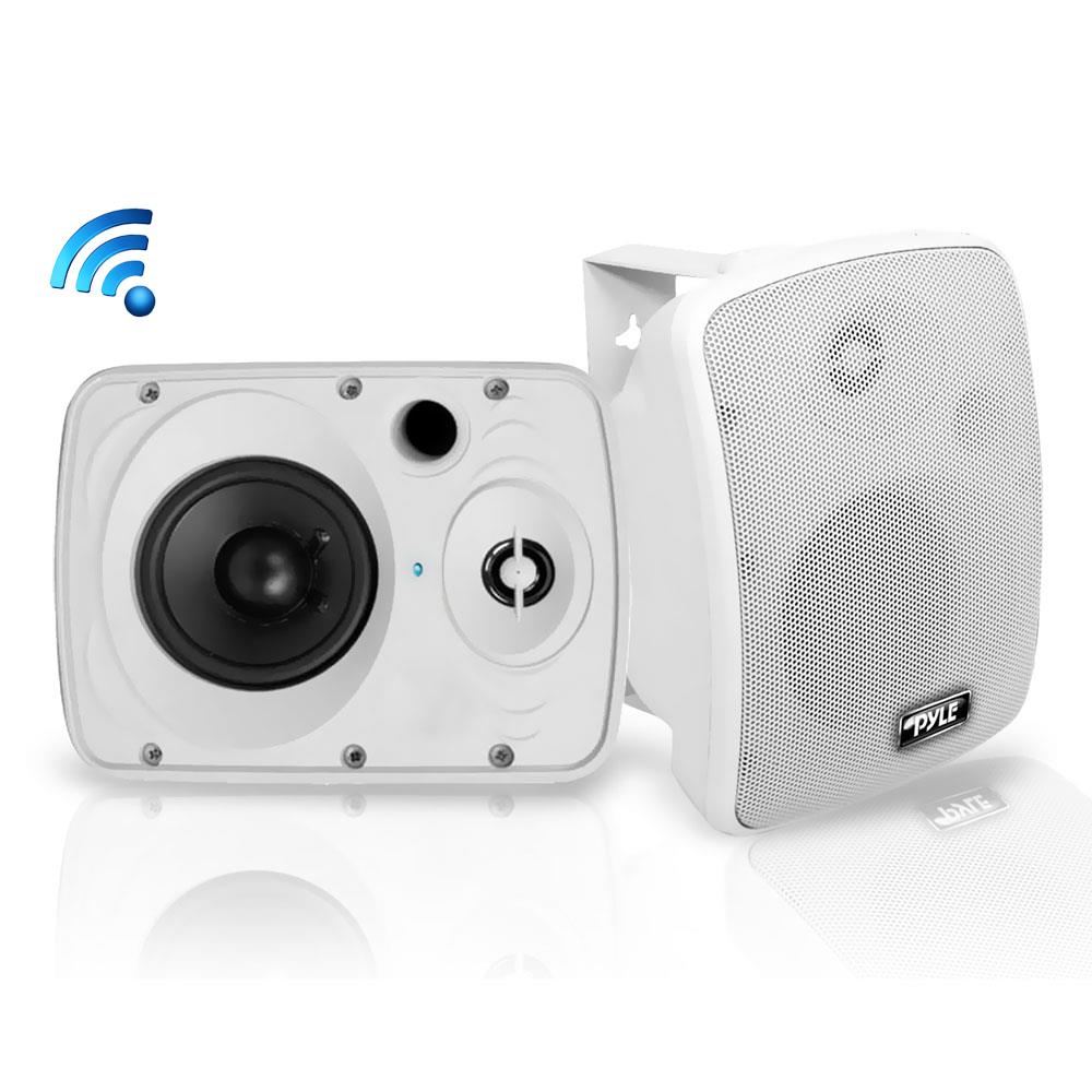Pylehome pdwr54btw marine and waterproof - Waterproof sound system for bathroom ...