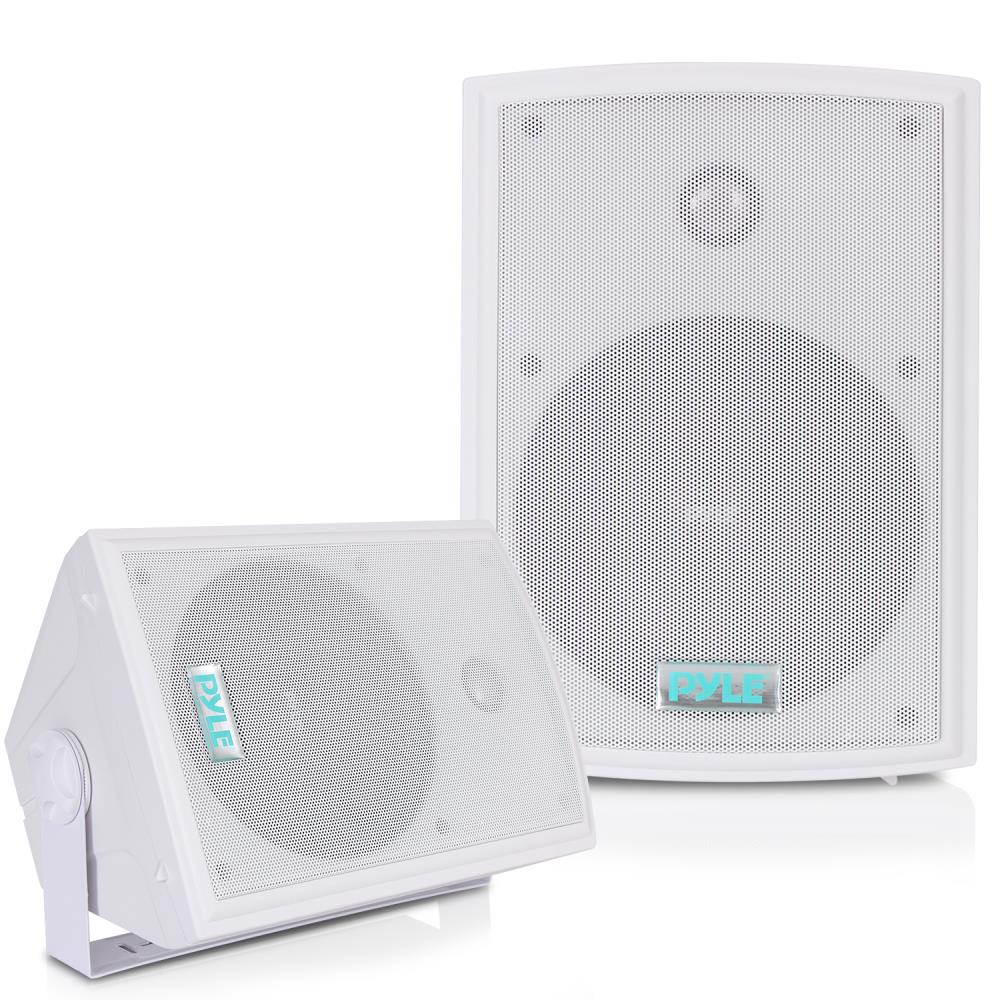 Pylehome Pdwr63 Marine And Waterproof Home Speakers
