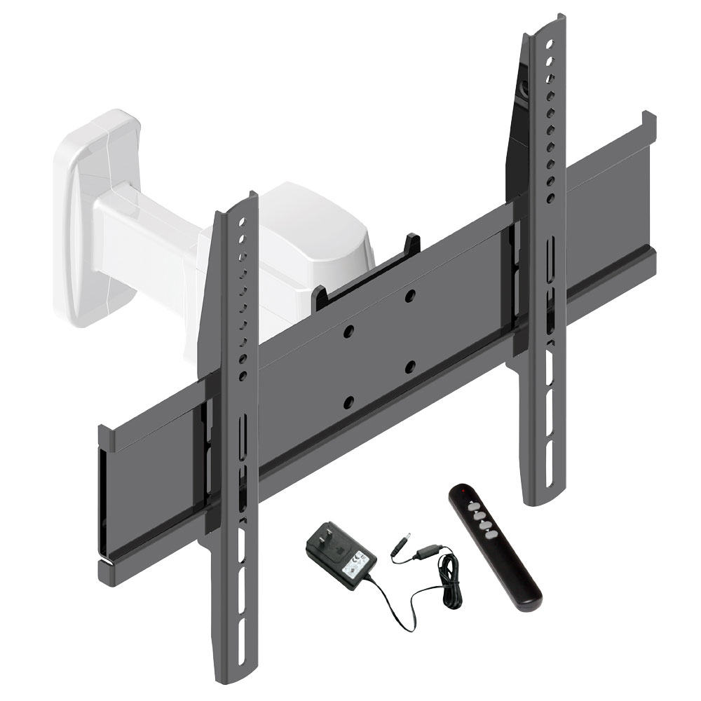 Pylehome petw102 home and office mounts stands for Motorized tv wall mount reviews