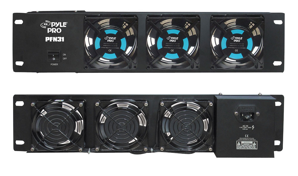 Pylepro Pfn31 Tools And Meters Cooling Fans Home