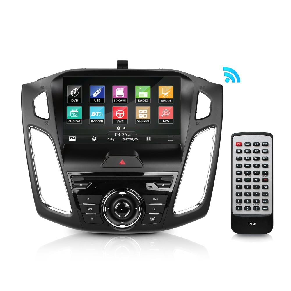 pyle pfocus16 on the road headunits stereo receivers. Black Bedroom Furniture Sets. Home Design Ideas