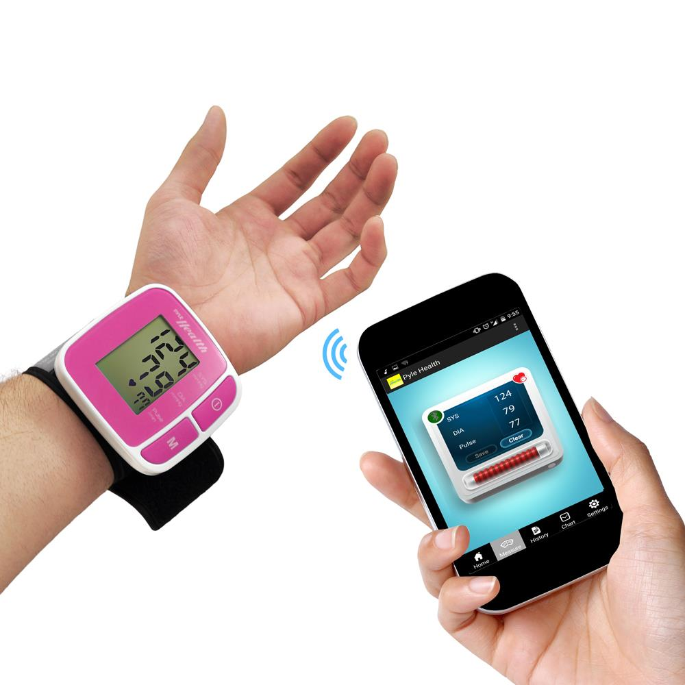 Pylehealth Phbpbw40pn Health And Fitness Blood Pressure Monitors
