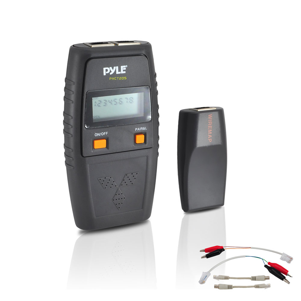 Short On Cable Tester : Pylemeters uphct tools and meters network cable