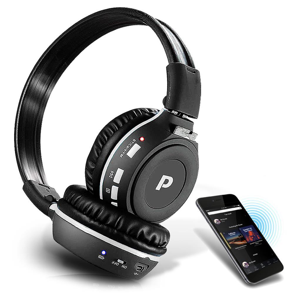 Pylehome Phpmp39 Sound And Recording Headphones