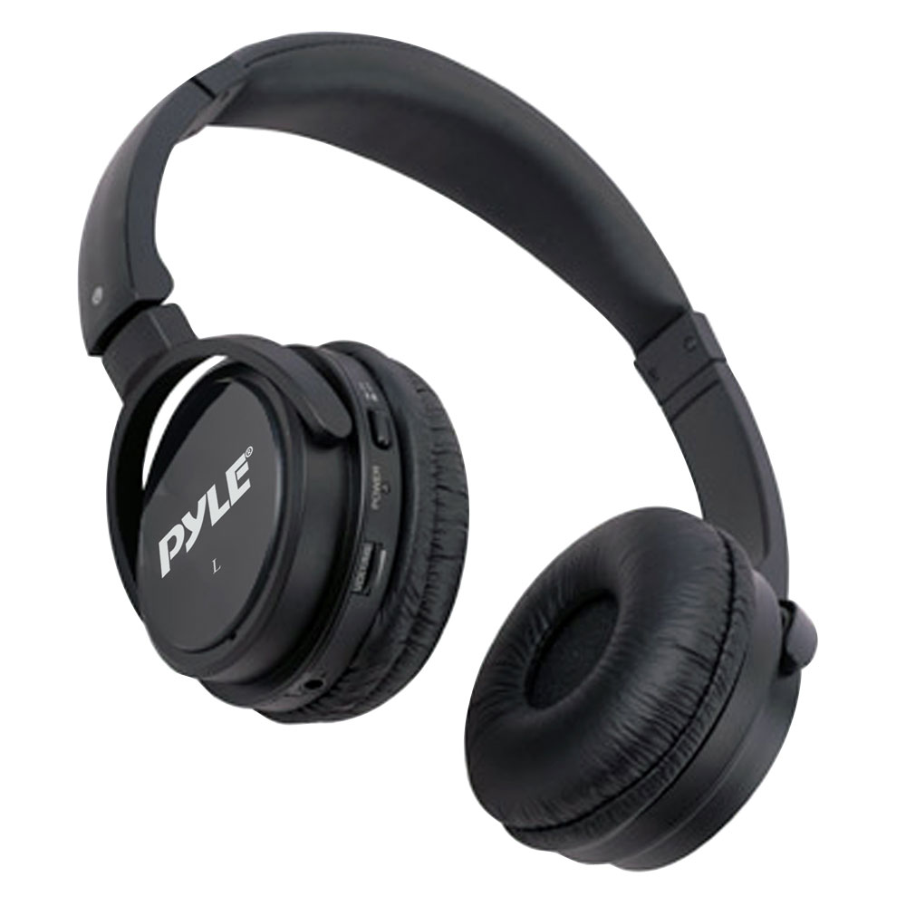 noise cancelling headphones how to put in the battery