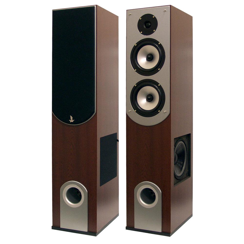 Pylepro phst89 home and office soundbars home for Woofer speaker system