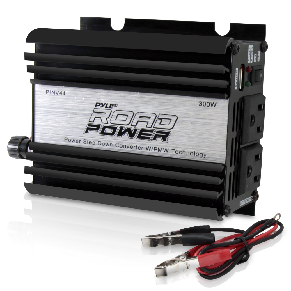 Pyle Pinv44 Tools And Meters Power Supply Power