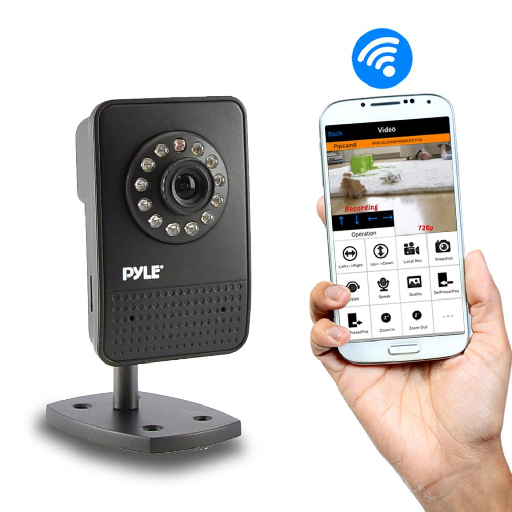 Pylehome Pipcam12 Home And Office Cameras Videocameras