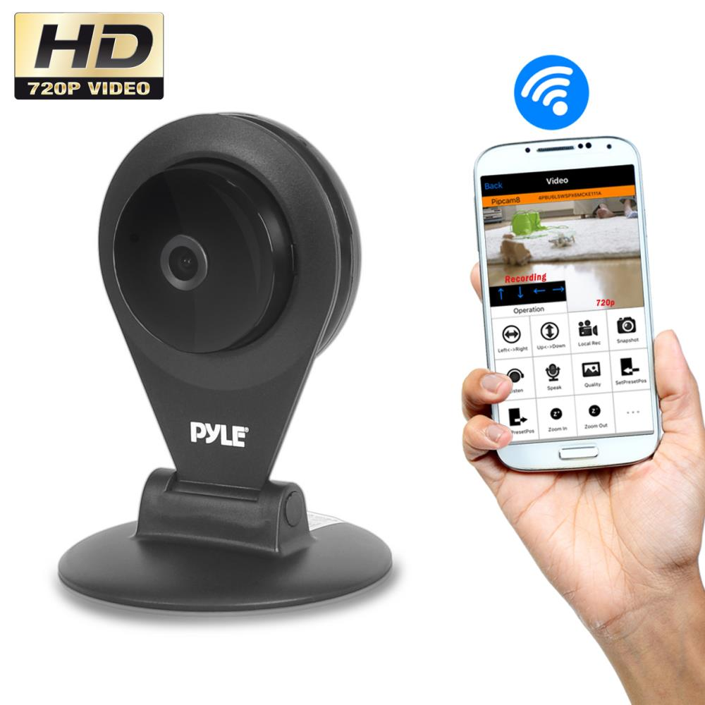 Pyle - PIPCAMHD22BK - Home and Office - Cameras