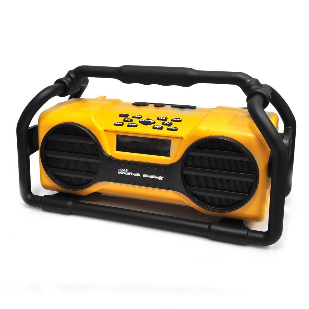 PyleHome - PJSR350YL - Home and Office - Portable Speakers
