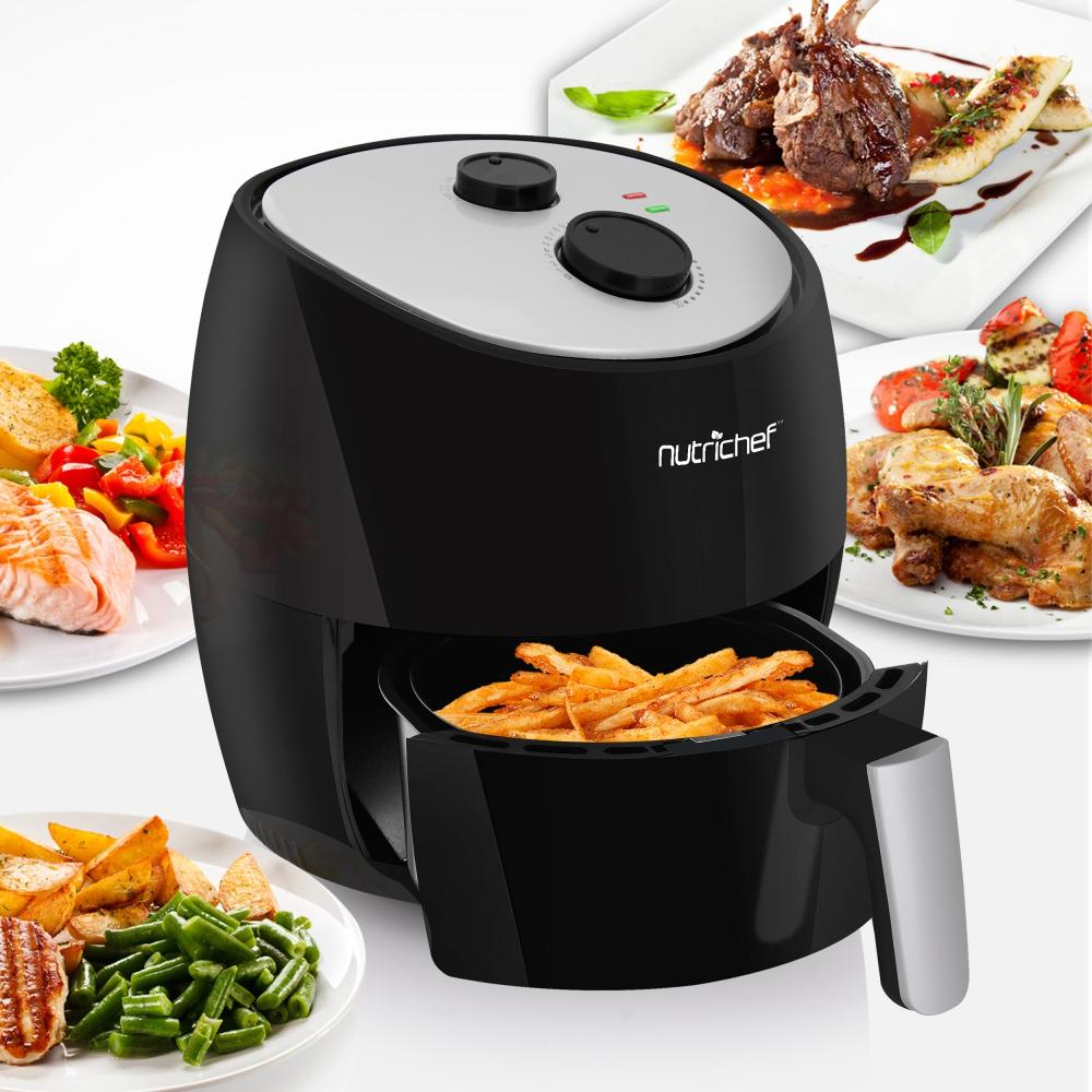 Nutrichef Pkairfr22 Kitchen Amp Cooking Air Fryers