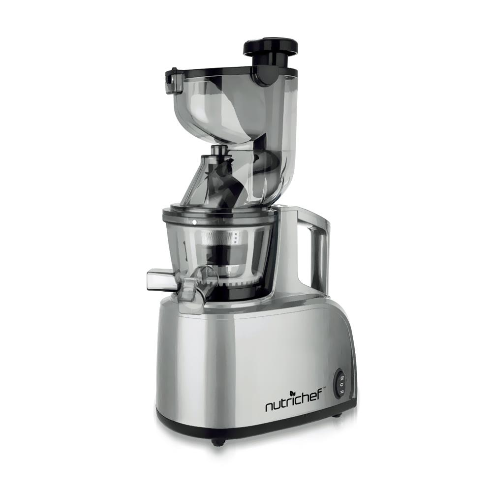 Slow Juicer 40 Rpm : NutriChef - PKSJ40 - Kitchen & Cooking - Juicers