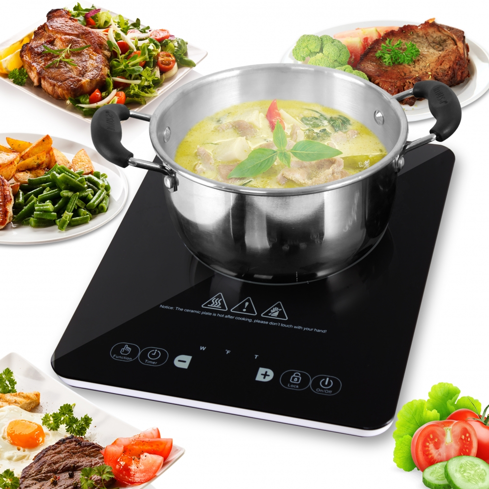 Good Pyle   PKSTIND24 , Kitchen U0026 Cooking , Cooktops U0026 Griddles , Induction  Cooktop   Digital