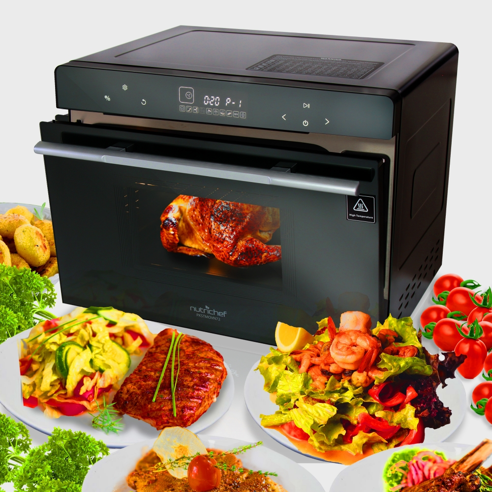 Nutrichef Pkstmovn72 Kitchen Amp Cooking Ovens Amp Cookers