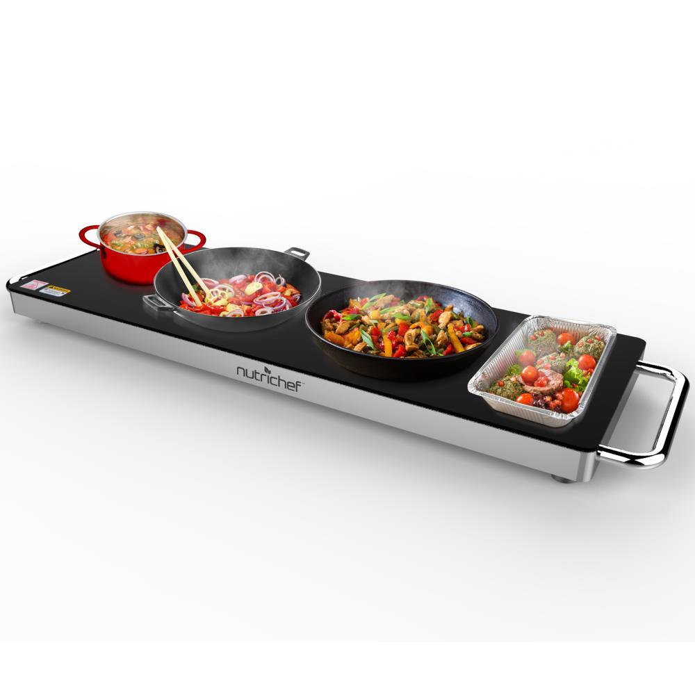 nutrichef pkwtr40 kitchen cooking food warmers. Black Bedroom Furniture Sets. Home Design Ideas