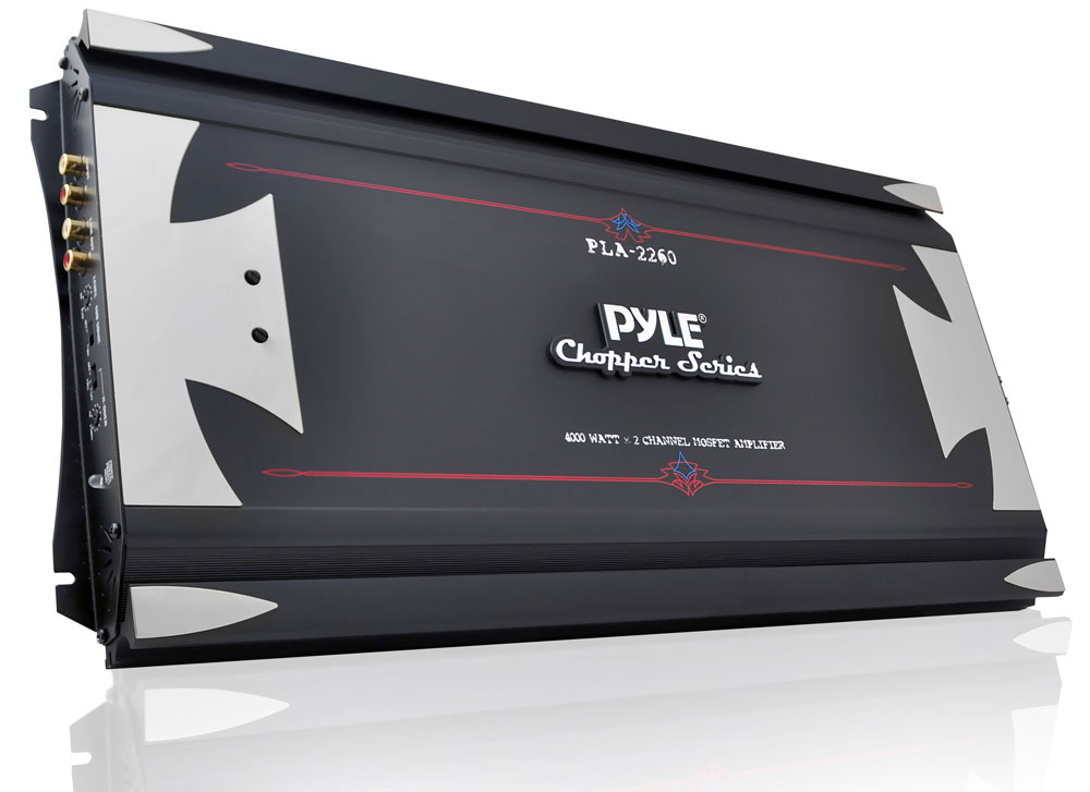 pyle - pla2260 - marine and waterproof - vehicle amplifiers - on the road