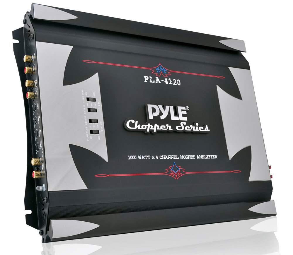 pyle pla4120 marine and waterproof vehicle amplifiers on the road vehicle amplifiers. Black Bedroom Furniture Sets. Home Design Ideas