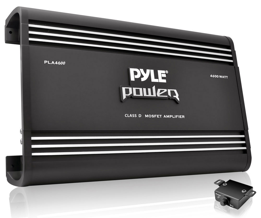 pyle pla4600d on the road vehicle amplifiers
