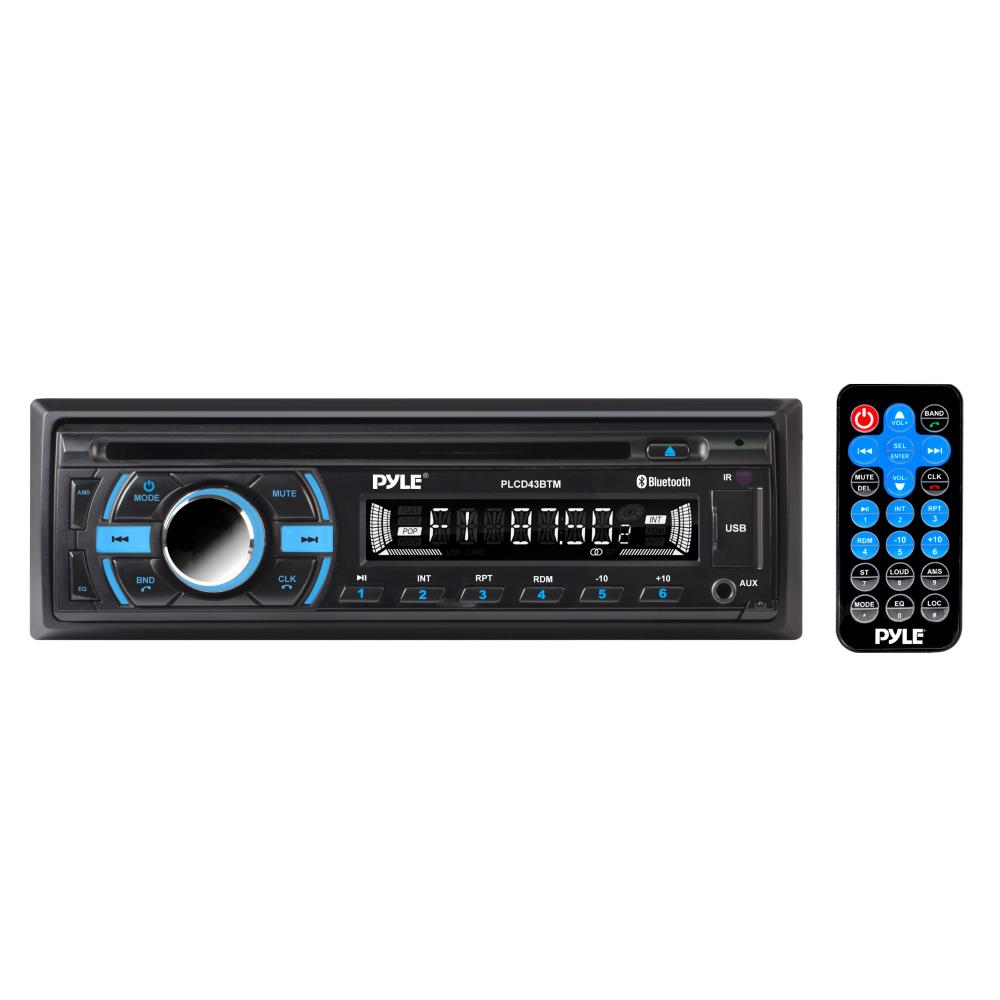 Pyle - Plcd43btm - On The Road - Headunits