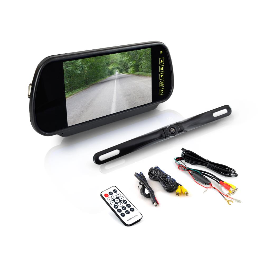 Pyle Plcm7400bt On The Road Rearview Backup Cameras