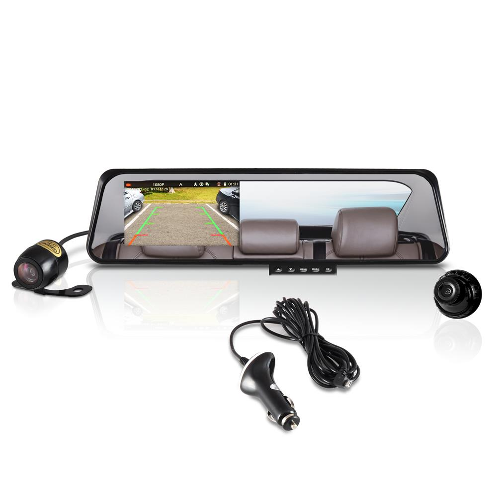 Pyle Plcmdvr42 On The Road Rearview Backup Cameras