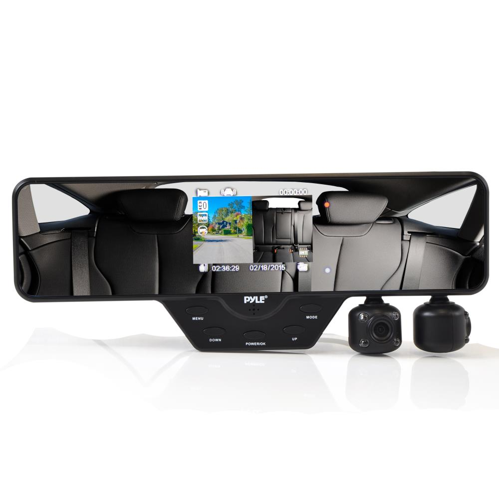 Pyle Backup Camera >> Pyle - PLCMDVR52 - On the Road - Rearview Backup Cameras - Dash Cams