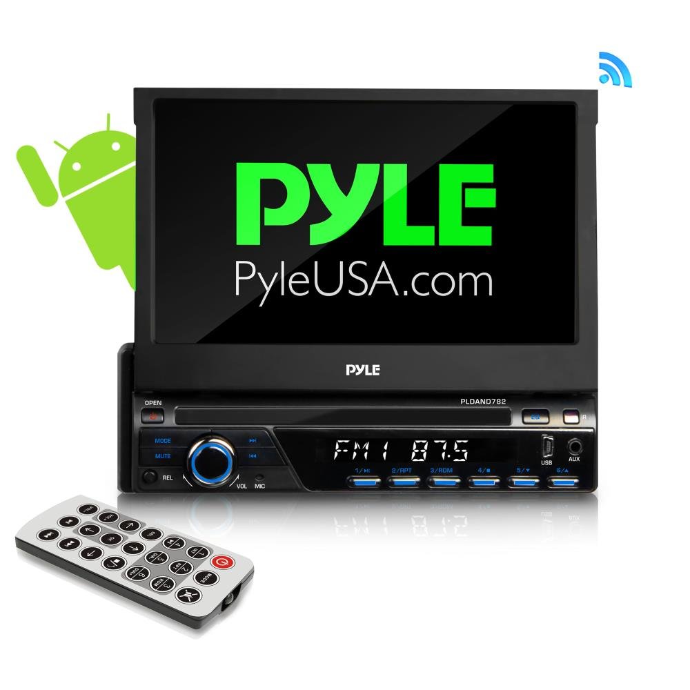 pyle pldand782 on the road headunits stereo receivers. Black Bedroom Furniture Sets. Home Design Ideas