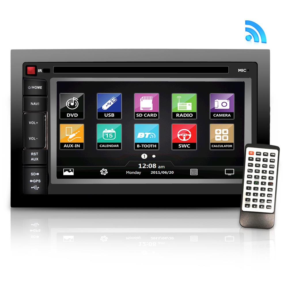 Pyle Pldnvb On The Road Headunits Stereo Receivers
