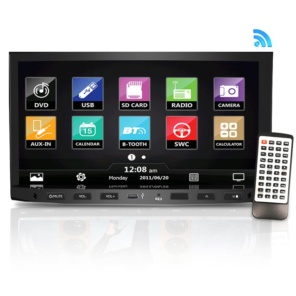 pyle pldnv695b on the road headunits stereo receivers pyle pldnv695b on the road headunits stereo receivers 7