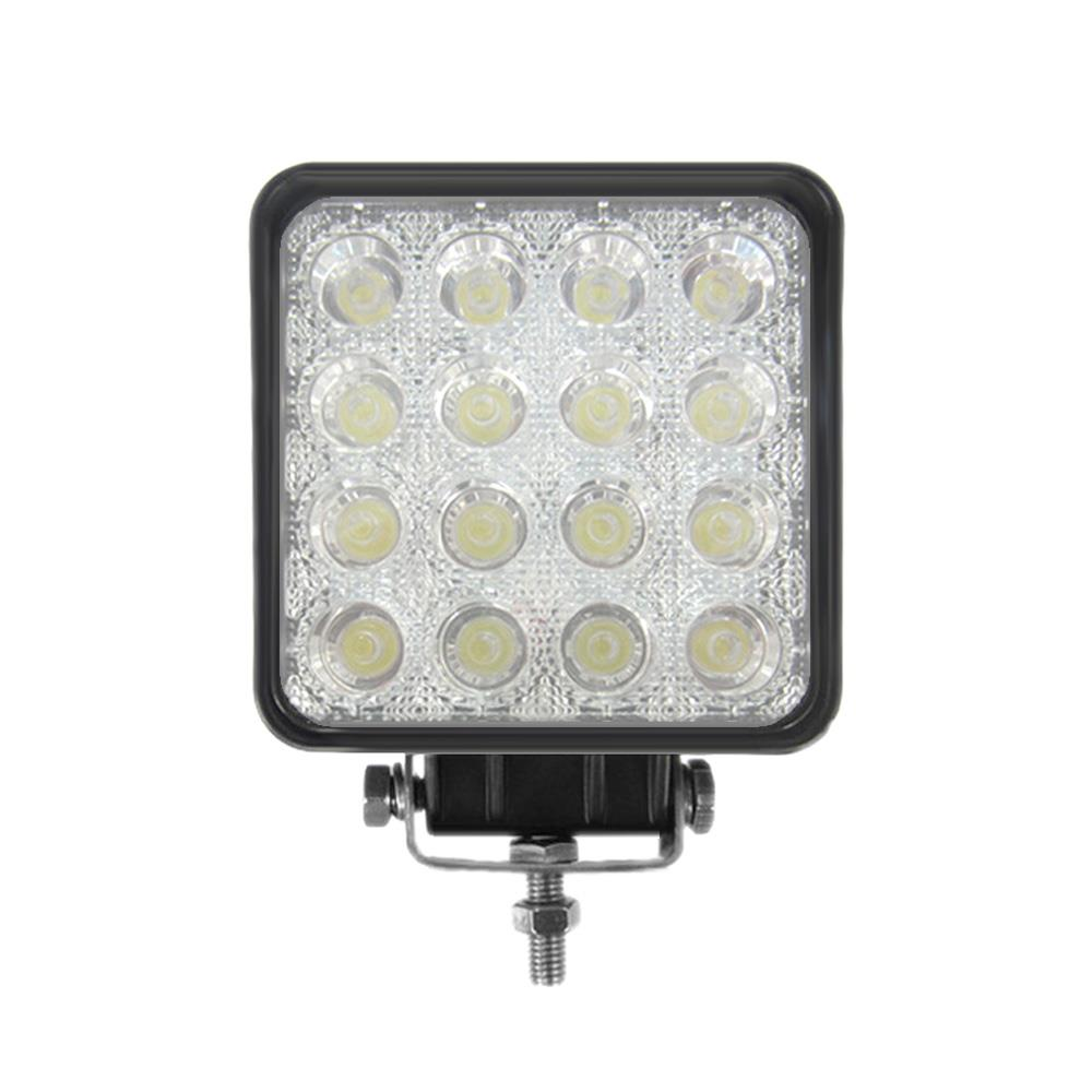 Pyle   PLEDSQ48 , On The Road , Mountable Lights   Lamps , LED Lamp Spot