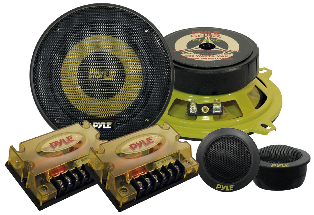 Pyle  PLG5C  Marine and Waterproof  Vehicle    Speakers