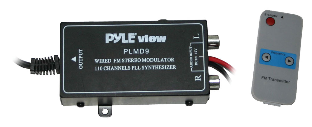 Pyle - PLMD9 - On the Road - Plug-in Audio Accessories - Adapters