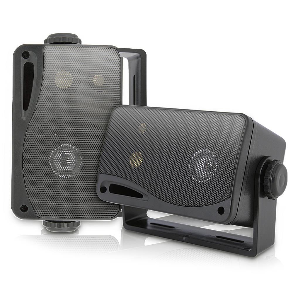 Pioneer TS-X2Surface Mount 3-Way Bass-Reflex Speakers