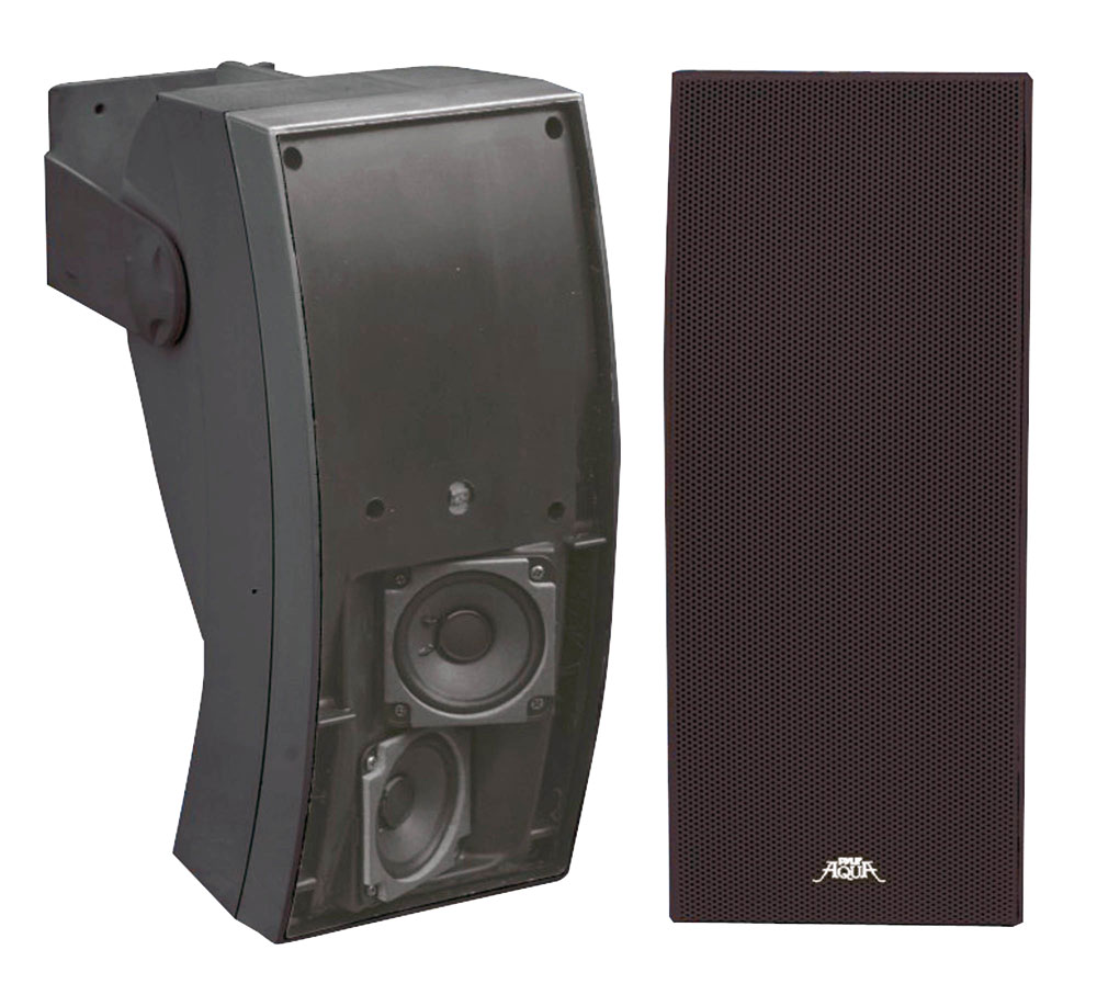 Pyle Plmr64b Marine And Waterproof Vehicle Speakers